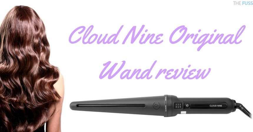 Cloud 9 Hair Styles: Cloud Nine The Original Wand Hair Curler
