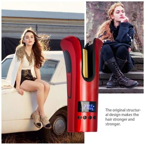 Automatic Hair Curlers